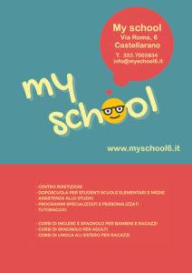 myschool locandina