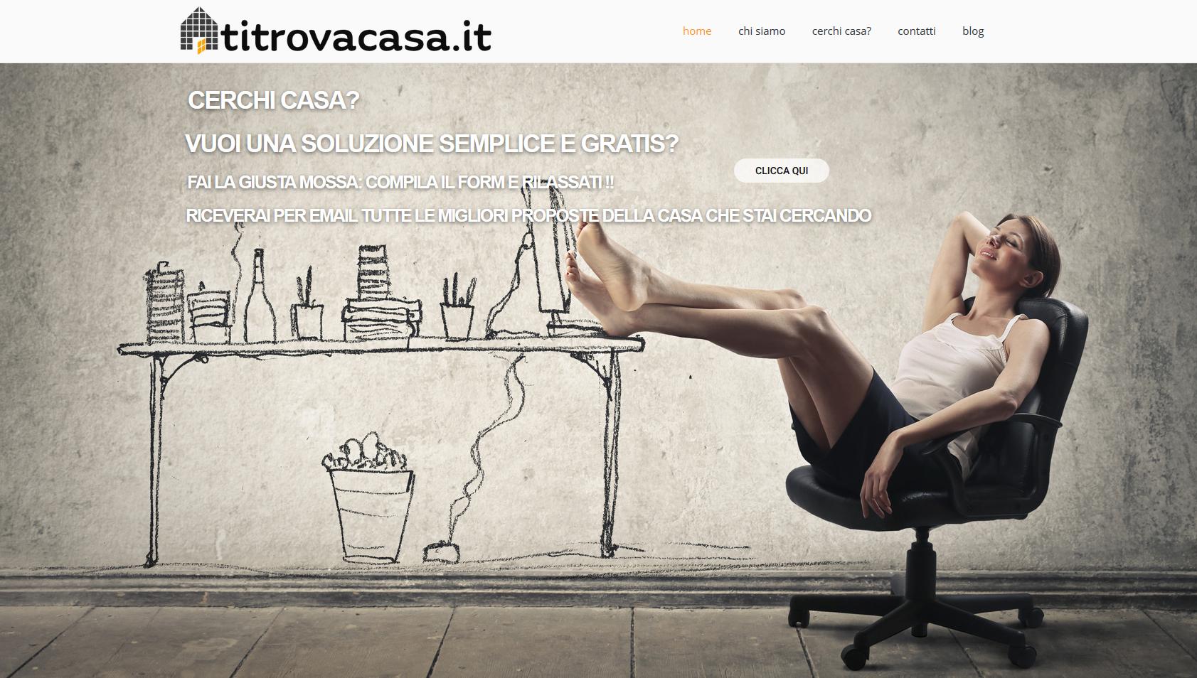 homepage titrovacasa