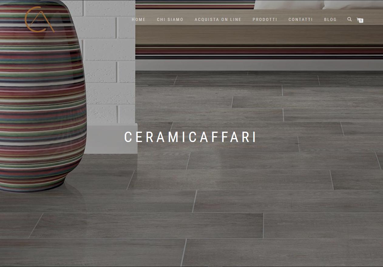 homepage ceramicaffari